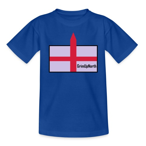 St Georges Cross - Teenage T-shirt