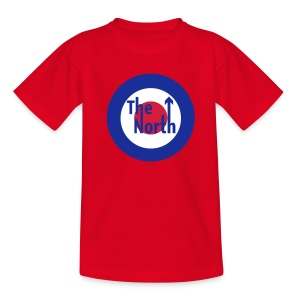 Mod the North - Teenage T-shirt