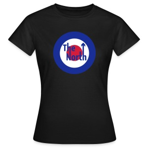 Mod the North - Women's T-Shirt