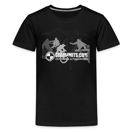 GearLimits Member Teenager - Teenager Premium T-shirt