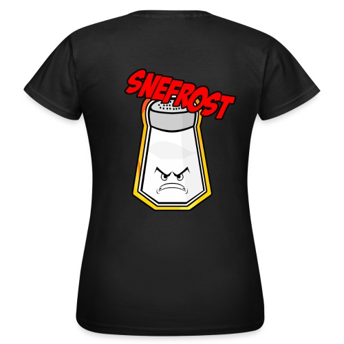 Snefrost [Dame] - Dame-T-shirt
