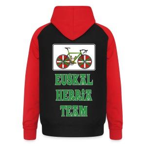 Cyclisme Basque - Sweat-shirt baseball unisexe