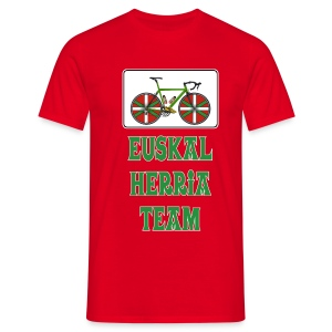 Cyclisme Basque - T-shirt Homme