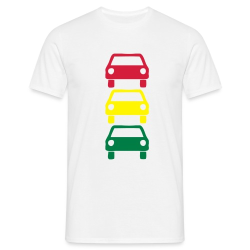 traffic jam - Men's T-Shirt