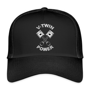 V-Twin engine power - Trucker Cap
