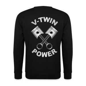 V-Twin engine power - Sweat-shirt Homme