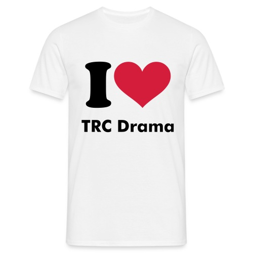 I Love TRC Drama - Men's T-Shirt