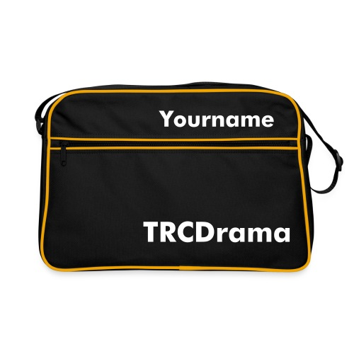 TRC Drama Bag - Retro Bag