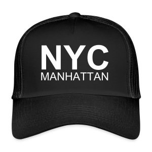 Trucker Cap - NYC - Trucker Cap