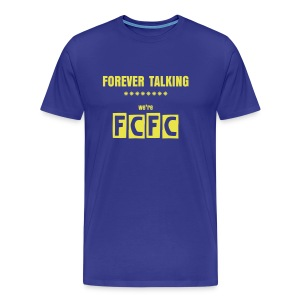 forever talking - Men's Premium T-Shirt