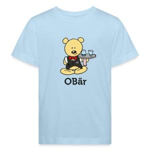 OBär - Bio-Shirt | für Kinder - Kinder Bio-T-Shirt