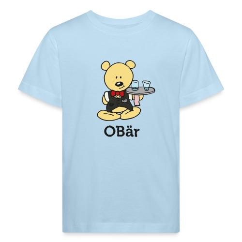 OBär - Bio-Shirt   für Kinder - Kinder Bio-T-Shirt
