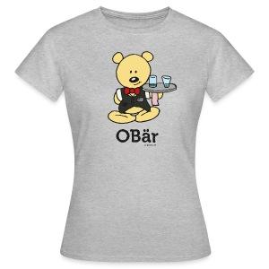 OBär - preiswert   für Frauen - Frauen T-Shirt