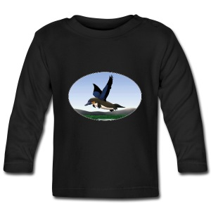 When Platypus' dream... Langarmshirts - Baby Long Sleeve T-Shirt