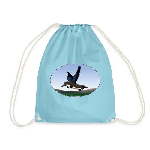 When Platypus' dream... Taschen & Rucksäcke - Drawstring Bag