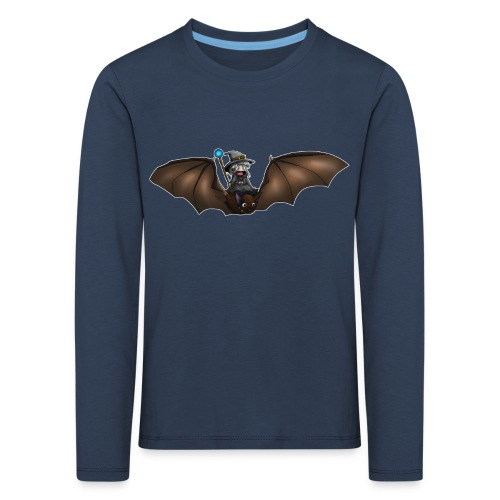 Kali the little witch Langarmshirts - Kids' Premium Longsleeve Shirt