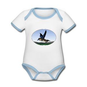 When Platypus' dream... Baby Bodys - Organic Baby Contrasting Bodysuit