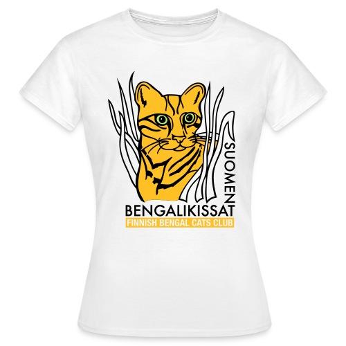 Tyyppi 4 - naisten t-paita - Naisten t-paita