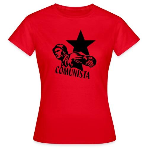 Comunista Women's Tee Shirt - Women's T-Shirt