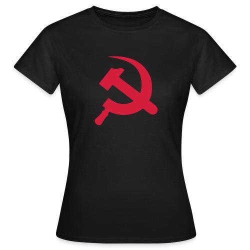 Hammer & Sickle Women's T-Shirt - Women's T-Shirt