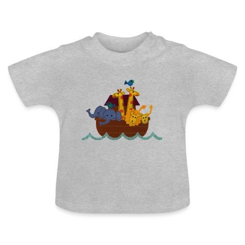 Die Arche Noah auf Baby T-Shirt - Baby T-Shirt
