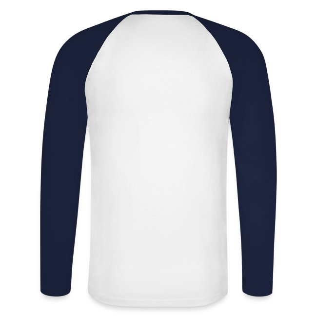 Langærmet baseball t-shirt, let out the magic