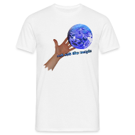 T-shirts ~ Herre-T-shirt ~ T-shirt, let out the magic