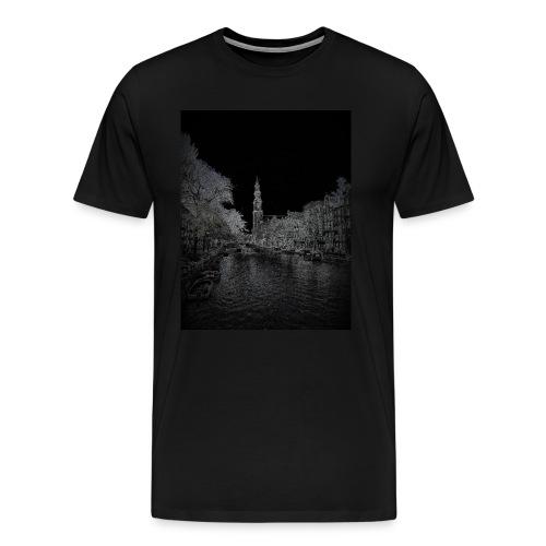 Shirt Amsterdam Westerkerk - Mannen Premium T-shirt