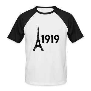 Paris 1919 - Men's Baseball T-Shirt