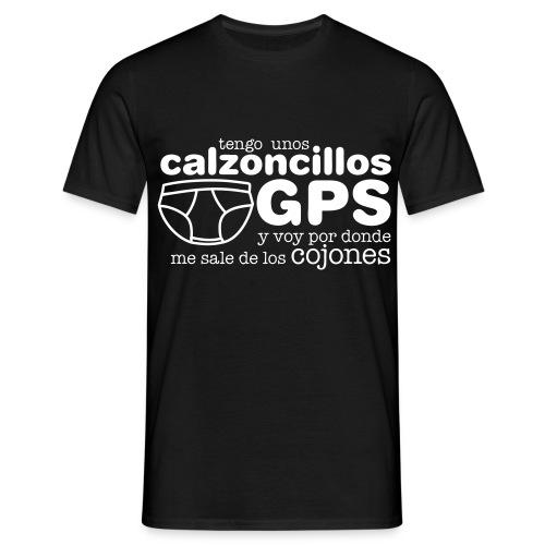 CALZONCILLOS GPS - Camiseta hombre
