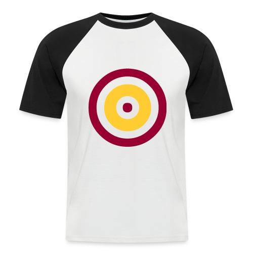 Motherwell Target - Men's Baseball T-Shirt