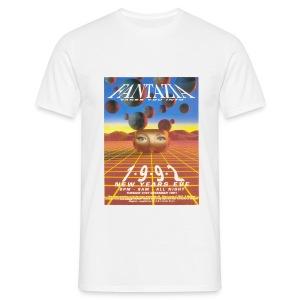 Fantazia New Year 1991 - Men's T-Shirt