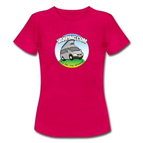 Ladies Vanping T Shirt - Women's T-Shirt