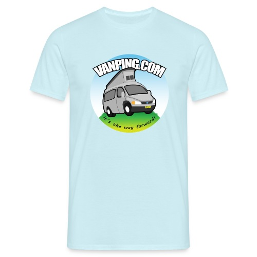 Mens Vanping T Shirt - Men's T-Shirt