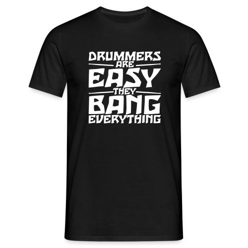 Gonzo Drummer! - T-skjorte for menn