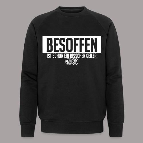 BESOFFEN - Männer Bio-Sweatshirt von Stanley & Stella