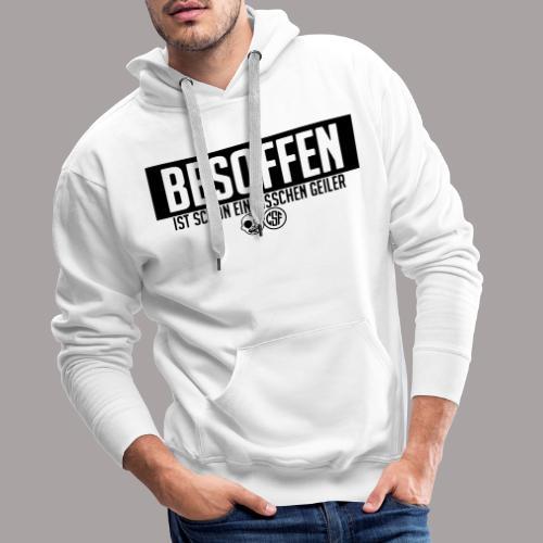 BESOFFEN - Männer Premium Hoodie