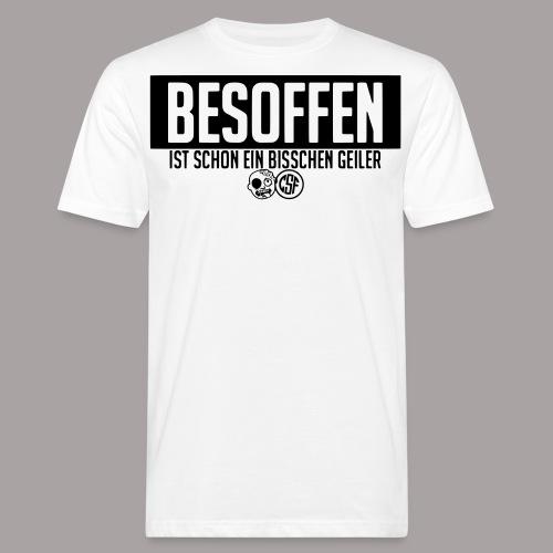 BESOFFEN - Männer Bio-T-Shirt