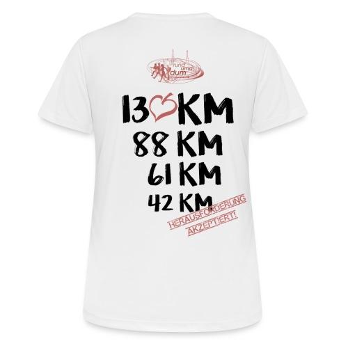 T-Shirt Frauen atmungsaktiv - Frauen T-Shirt atmungsaktiv