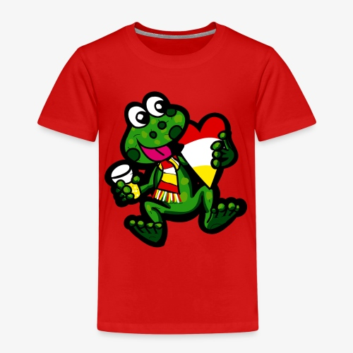 Oeteldonk Kikker M - Kinderen Premium T-shirt