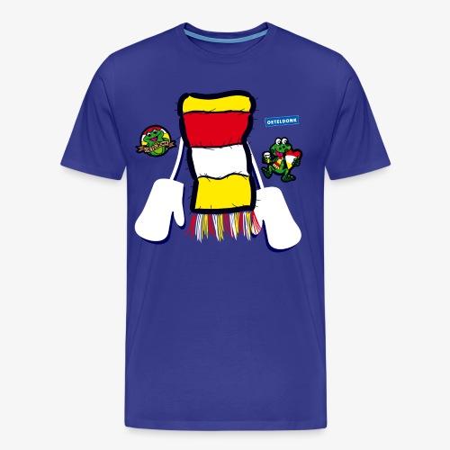 Oeteldonk Kiel M - Mannen Premium T-shirt