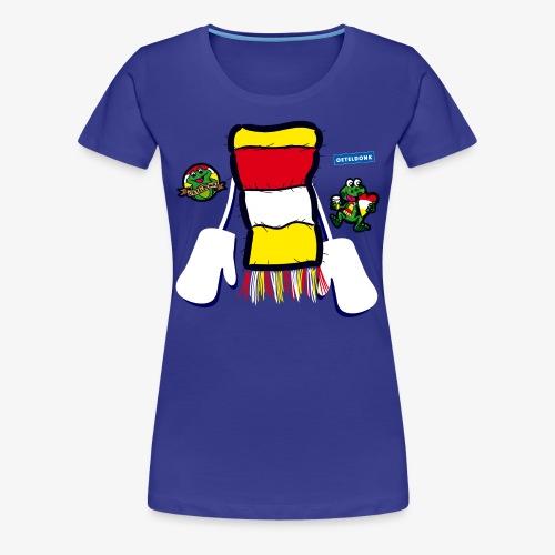 Oeteldonk Kiel V - Vrouwen Premium T-shirt