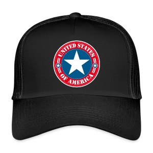 United States - Trucker Cap