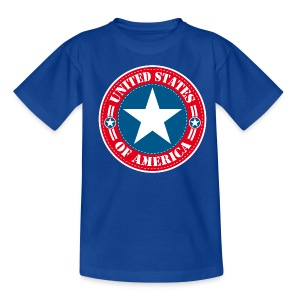 United States - T-shirt Enfant