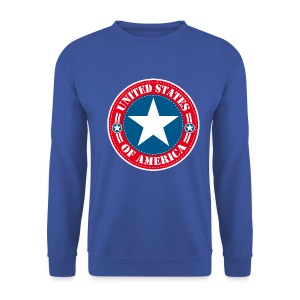 United States - Sweat-shirt Homme