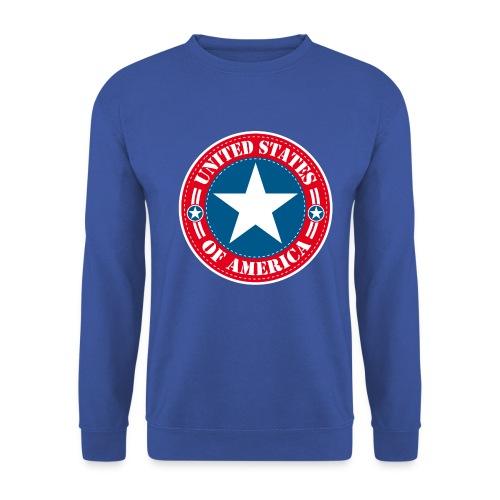 United States - Sweat-shirt Homme