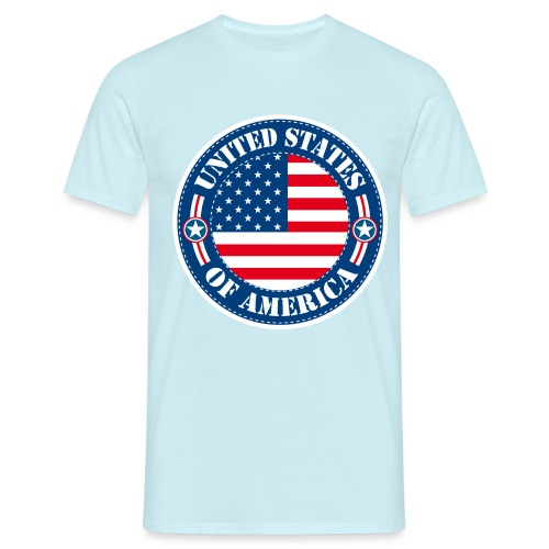 United States - T-shirt Homme