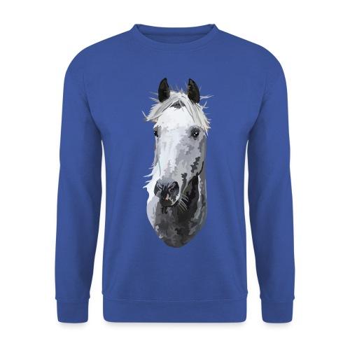 Pferd Reliable Man - Männer Pullover