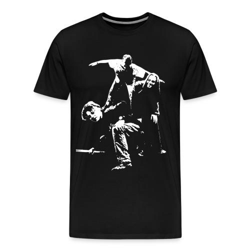 Hanffeger & Kehrblech 1 - Männer Premium T-Shirt