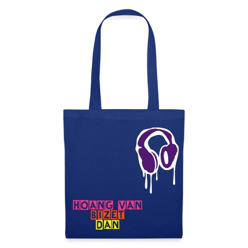 Casque Musika - Tote Bag